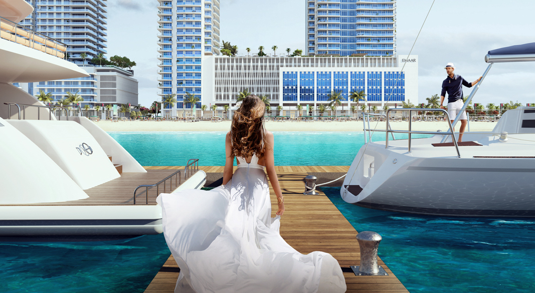 Elie Saab by Emaar at Emaar Beachfront